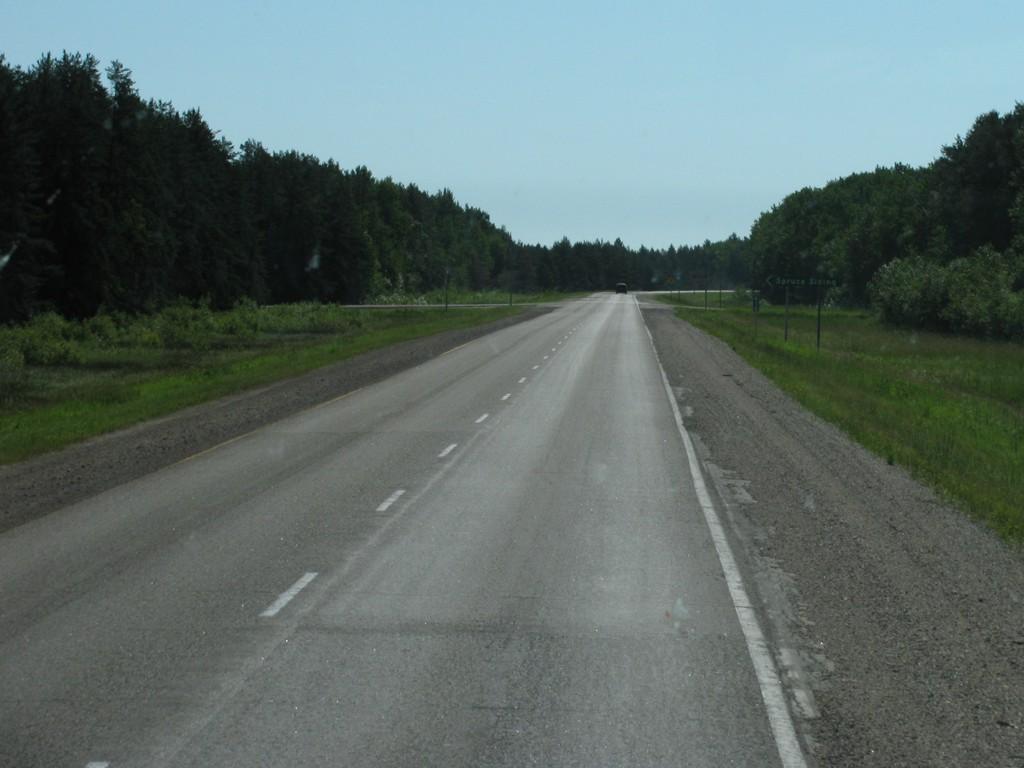 Manitoba Gt Pth 1 Gt Hadashville To Richer
