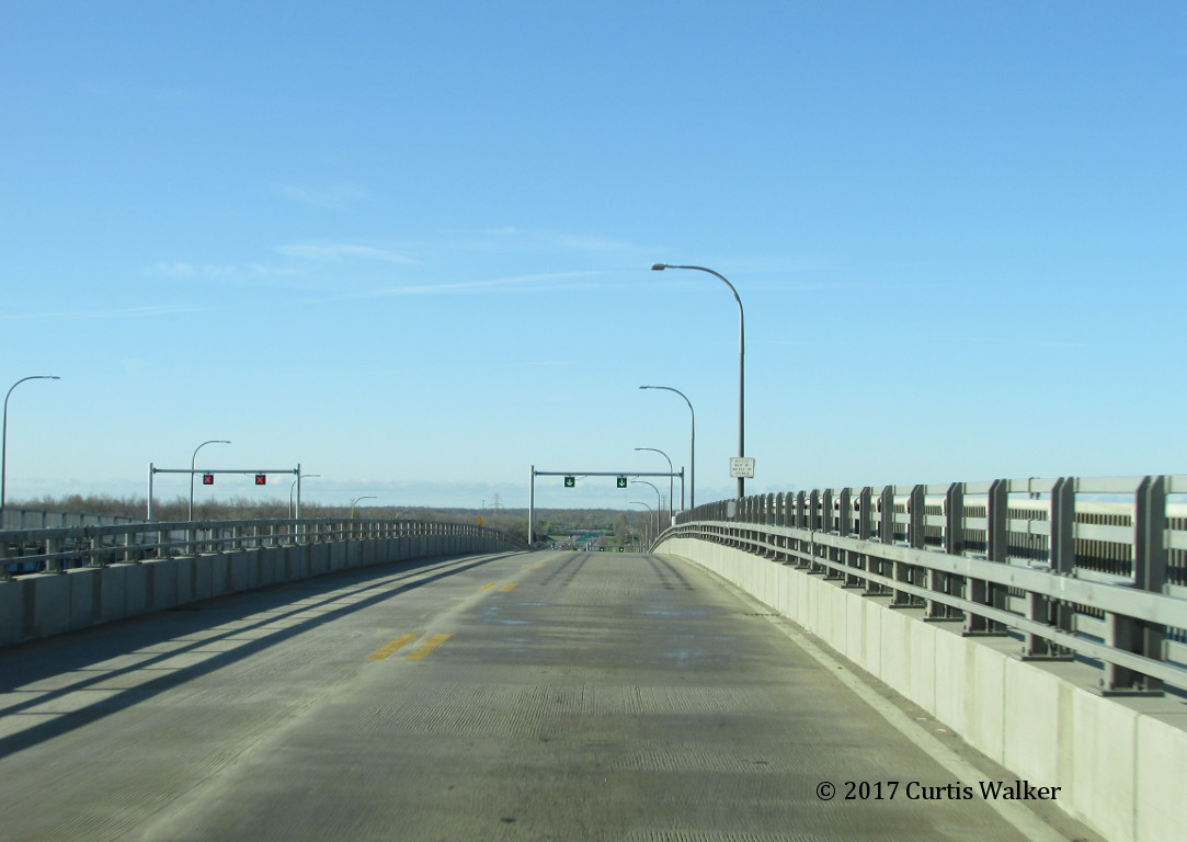 Grand Island Toll Booth
