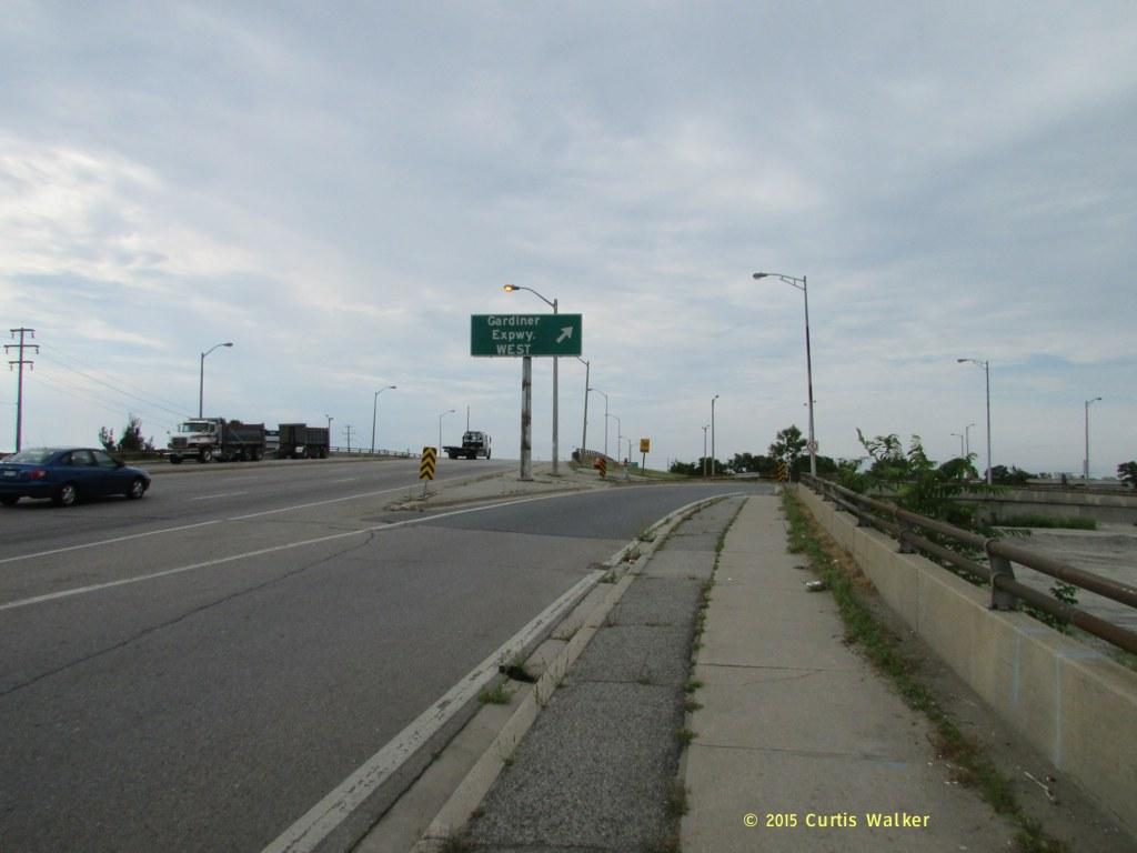 Gardiner Expressway : Ontario gt gardiner expressway